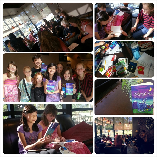 Meet a Young Author Talk